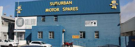 Our Suburban Motor Spares Shop in Maitland, Cape Town