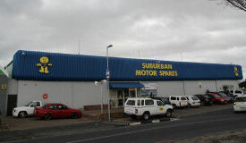 Suburban has stores throughout the Western Cape